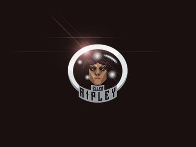 Ellen Ripley ellen ripley sigourney weaver illustration face alien
