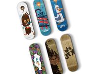 Skateboards für Krono