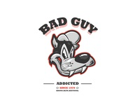 Bad Guy Toon