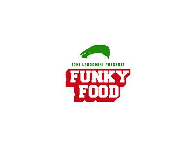 Funky Food tonil branding ci logo food foodlogo