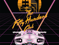 The Fifty Hundred Club Shirt Design