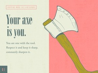 Your Axe Is You