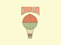 Hot Air Balloon Logo - Day 02 - Daily Logo Design Challenge