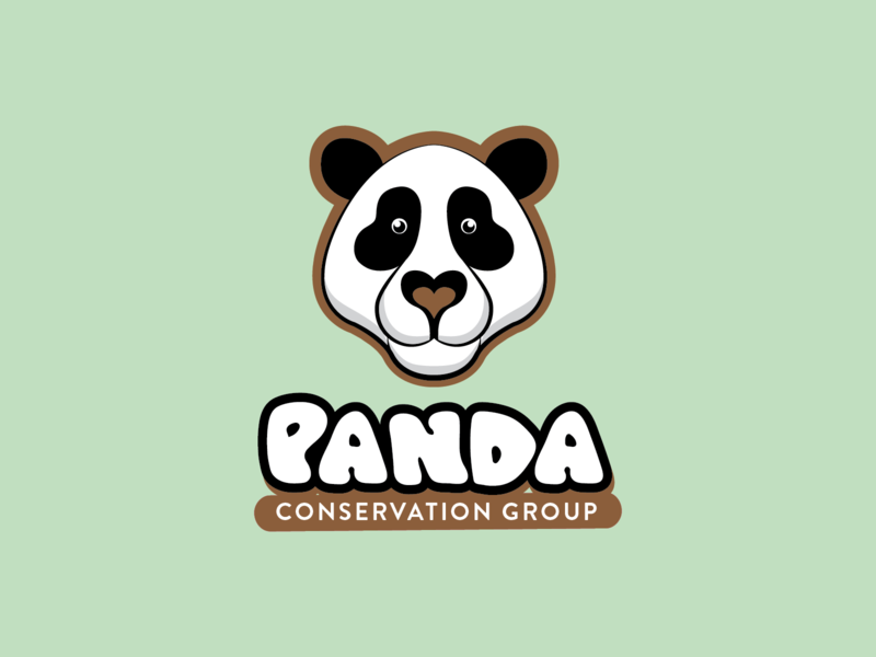 Panda Logo - Day 03: daily Logo Design Challenge logolearning conservationdesign pnadaconservation pandalover retrologos panda moonbeardesigns moonbeardesignstudio brandingagency brandingdesign logodesigner logoaday savethepandas pandapower dailylogochallenge