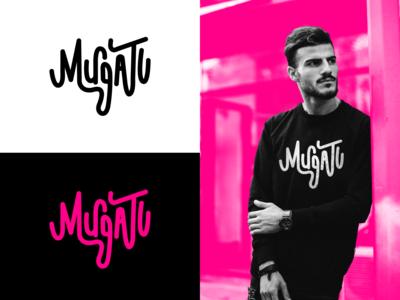 Mugatu Street Wear Fashion Brand - Daily Logo Challenge Day 7