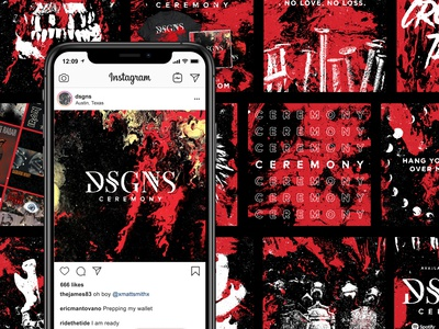 DSGNS Social Media Marketing design facebook twitter mobile marketing android ios stories post instagram cover design album art social media