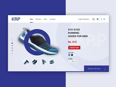 Shoes eCommerce shop app design design userinterface uiux design studio adobexd