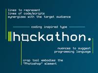 HACKATHON - Logo