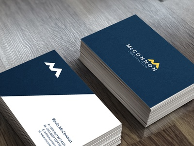 McConnon Construction - Cards