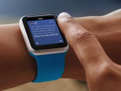 Apple Watch updates