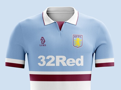 Aston Villa kit concept