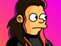 Avatar cartoon character avatar