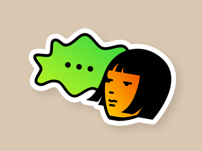 ... (Detail) hateisavirus stopaapihate stopasianhate stickers
