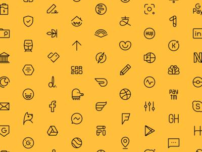 Phosphor Icon Pack