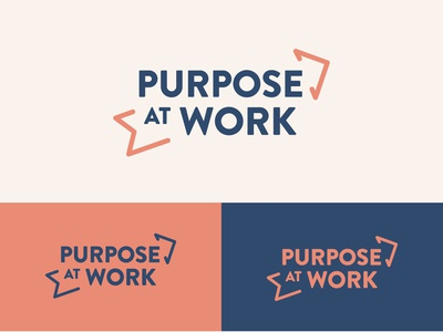 Purpose at Work logo