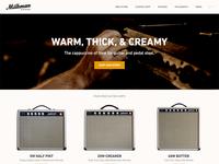 Milkman Sound Homepage