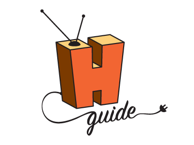 The Herbert Guide logo design tv script