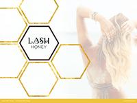 Lash Honey Branding v2