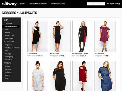eCommerce for Plus-Size Fashion retail fashion ecommerce