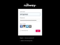 The Runway Plus Login