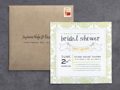 Shabby Chic Shower wedding shabby chic bridal shower