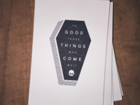 Good Things Letterpress