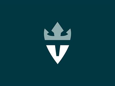 Victoria Titans / Day 11 / August Rebranding Project basketball sports logo logo sports branding sports trident titans victoria
