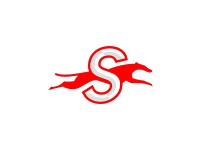 Sault Ste. Marie Greyhounds / Day 14 / August Rebranding Project bevel greyhound sports branding sports logo hockey logo hockey ohl ontario soo