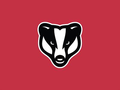 Brock Badgers / Day 16 / August Rebranding Project ontario canada brock college university sports logo sports sports branding badger