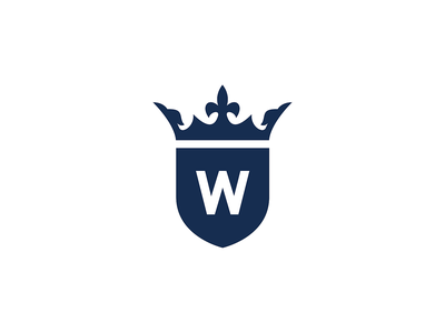 Winnipeg Monarchs / Day 19 / August Rebranding Project logo crown monarchs winnipeg hockey sports branding sports logo sports hockey logo