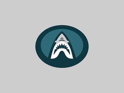 LA Sharks / Day 20 / August Rebranding Project los angeles la hockey logo sports logo sports branding sports sharks