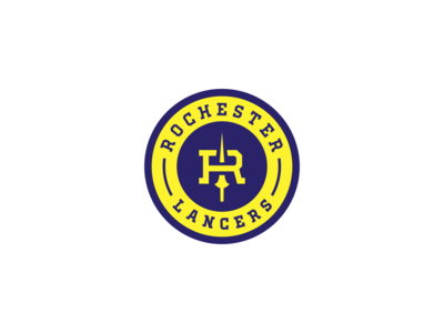 Rochester Lancers / Day 21 / August Rebranding Project