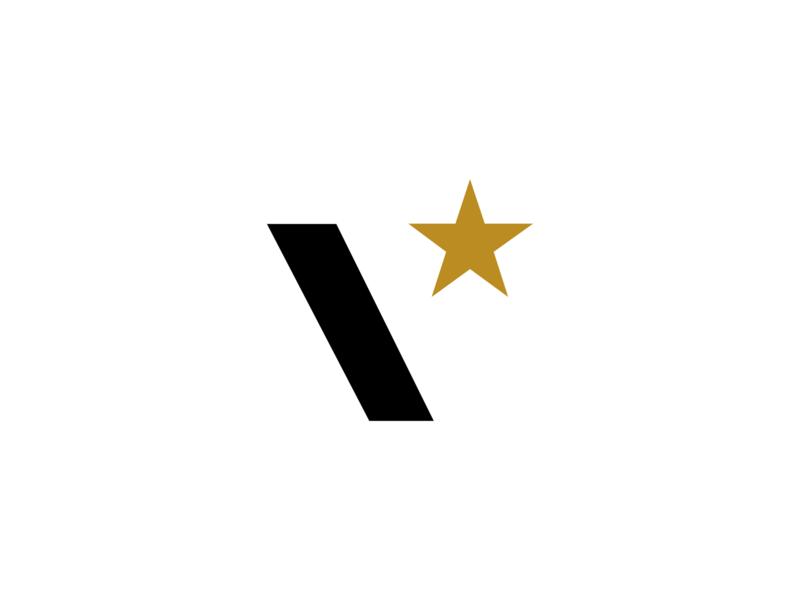 Vanderbilt Commodores / Day 26 / August Rebranding Project sports sports logo sports branding collegiate ncaa college star v commodores vanderbilt