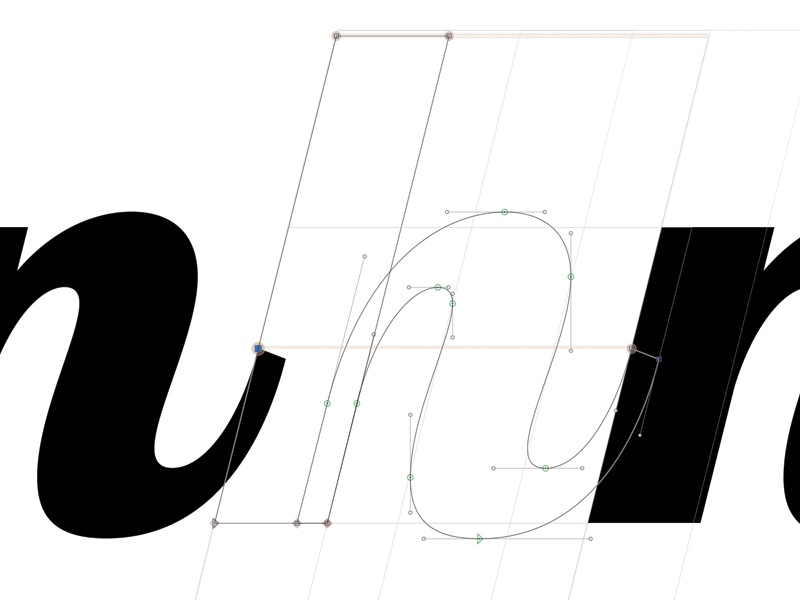 wip design type typeface lettering font