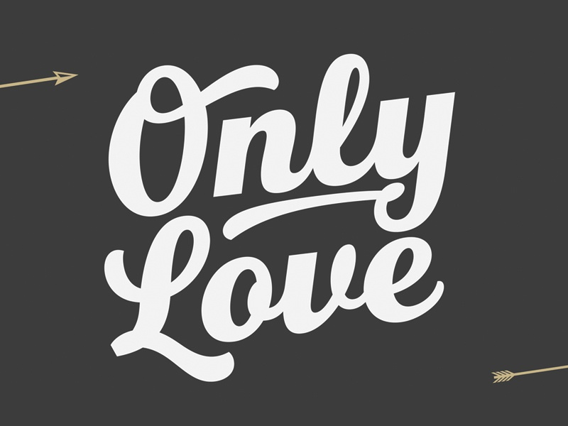 Fourth typeface font typography lettering type