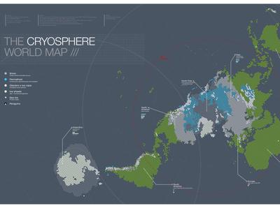 Cryosphere Worldmap