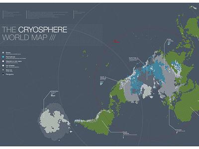 Cryosphere Worldmap cryosphere world map volufsen