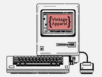 vintage apparel: Macintosh