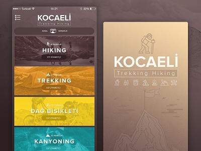 Kocaeli Treking Hiking canyoning hiking treking