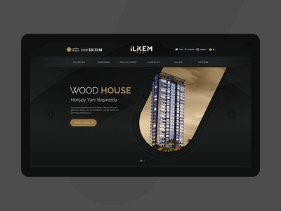 ilkem web tasarım slider build ux uı web webdesign