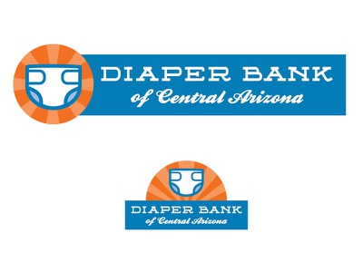 Diaper Bank Of Central Az Logo vector logo