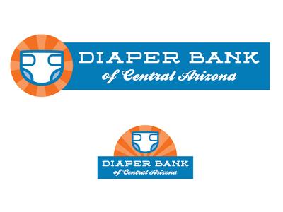 Diaper Bank Of Central Az Logo vector logo
