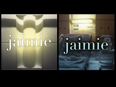 Thumbnail Options For Music Single By James Irvin typography