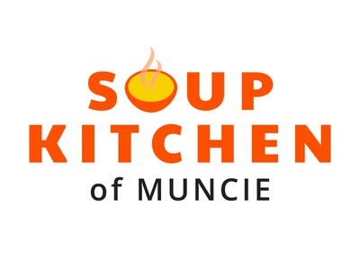 Logo for Soup Kitchen Of Muncie (Indiana) vector design