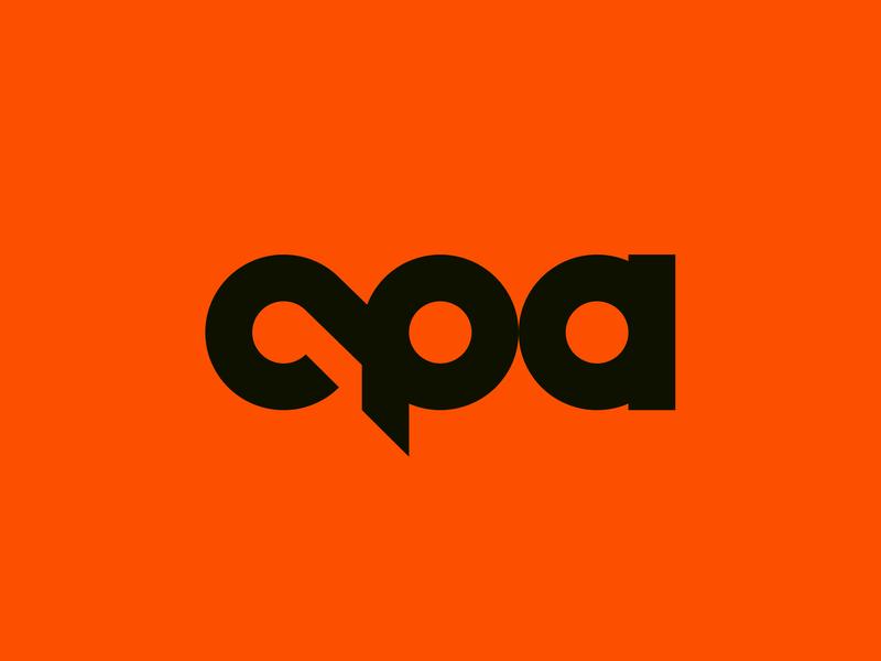 Logo CPA design vector typography colors graphic graphicdesign logo design branding design minimal brand indentity logo branding