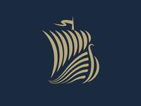 Fantasy Ship Logo