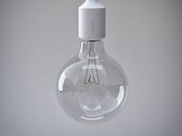 Muuto Lamp 3D