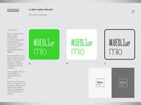 Mueslimio branding