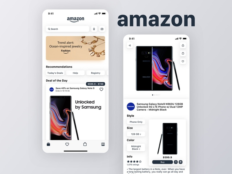 Amazon App Redesign ibotta letgo target shein arrive walmart wish products music market shopping app shopping aliexpress ebay marketplace shop amazon