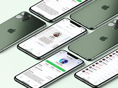 Video Calling App whatsapp redesign whatsapp messenger messenger app
